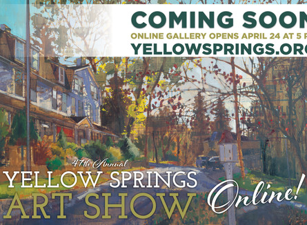 Yellow Springs is Going Live!