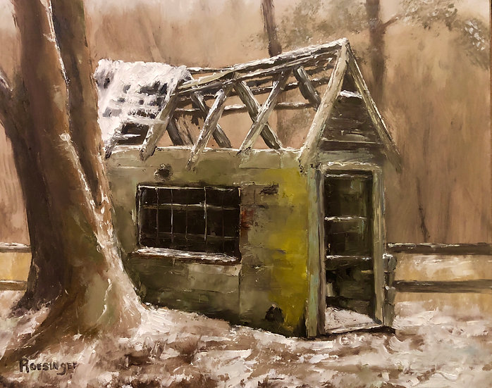 River Road Shed