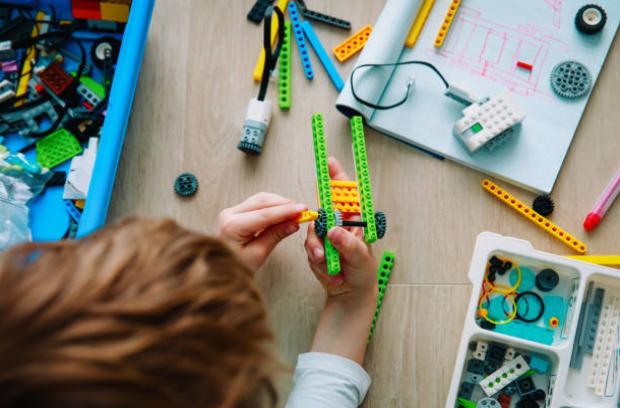 Robótica con Lego Wedo