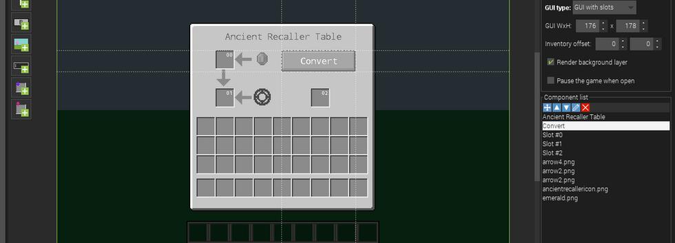 Minecraft con Mcreator