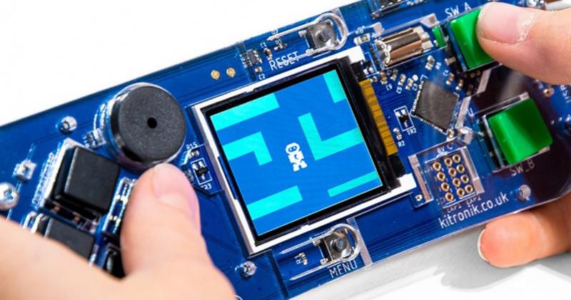 Make Code Arcade