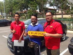 Lafiy Car Rental
