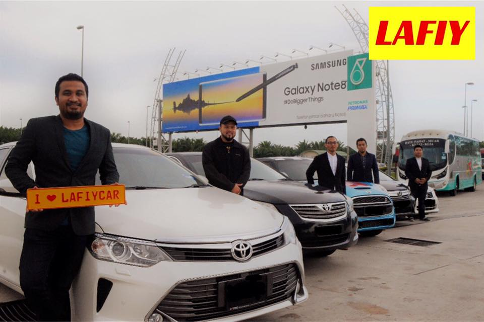 Lafiy Car Rental
