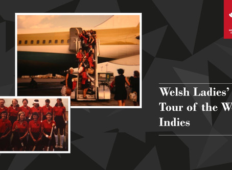 Welsh Ladies' 1973 Tour of the West Indies