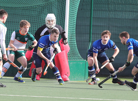 Hockey Wales Men's Club Championship: Weekend 2