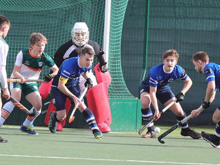 Hockey Wales Men's Club Championship: Weekend 2