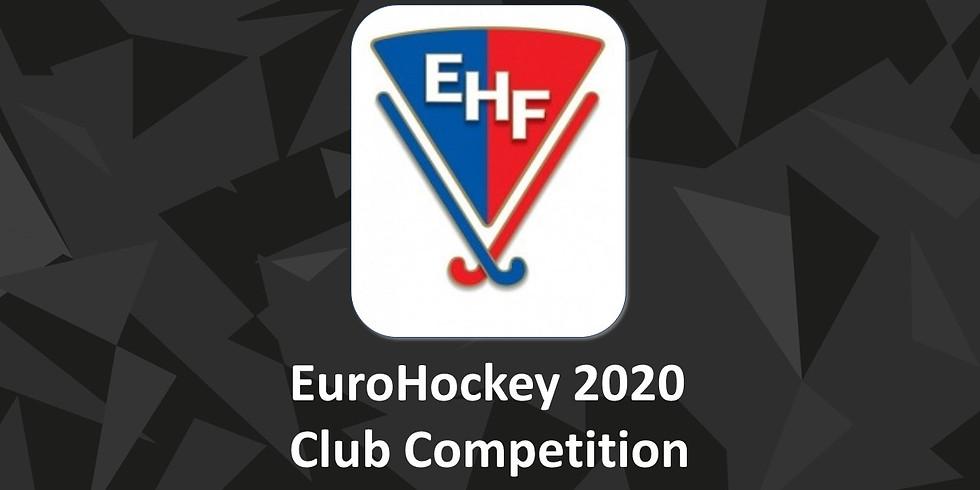 CANCELLED! EuroHockey Club Trophy II (Men)