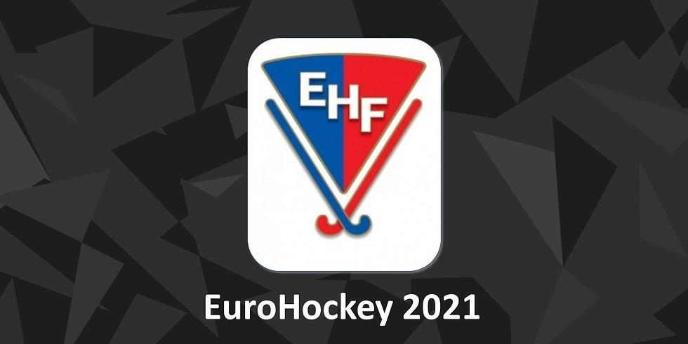 POSTPONED - EuroHockey Club Trophy I & II Men