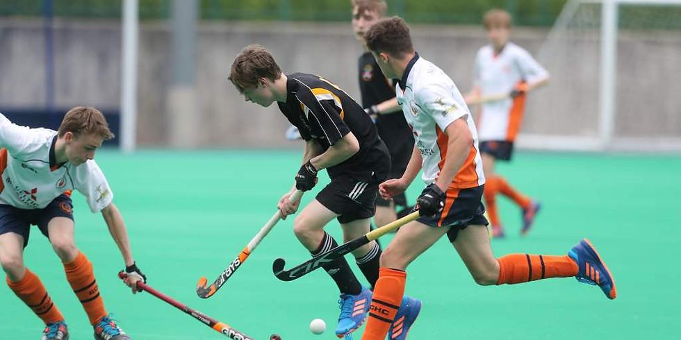 POSTPONED! Hockey Wales U18 Club Cup Semi-Finals (Boys)