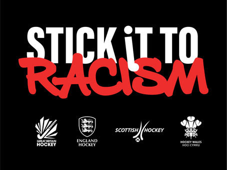 Statement From GB Women's And Men's Squads: Stick It To Racism
