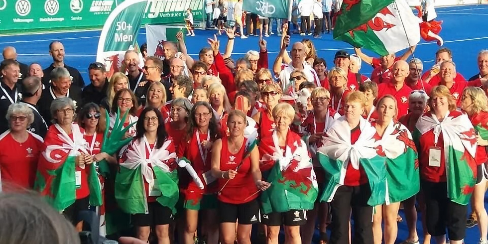 POSTPONED! O45-O65 MEN & O45-O60 WOMEN WORLD CUP