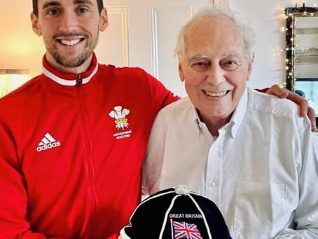 David J Prosser: Wales and GB International
