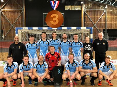 Cardiff & Met Hockey – Third in EuroHockey Indoor Club Challenge I
