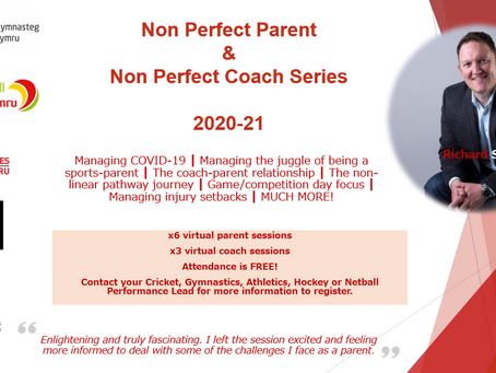 The Non Perfect Parent Series Returns