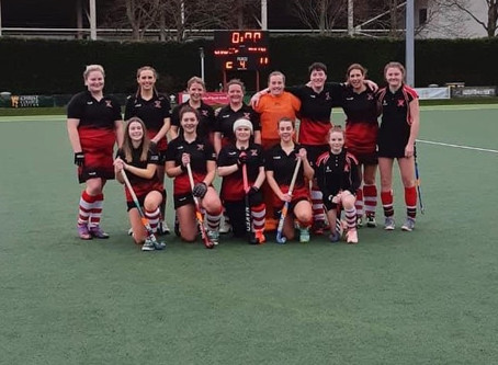 HOCKEY WALES WOMEN'S CUP: SEMI-FINALS ROUND UP