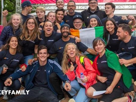 Hockey Wales joins Erasmus Sport Program: Aspiring and Inspiring Youth Leaders