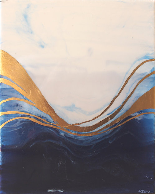 Resonance in Blue