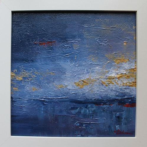Indigo Abstraction
