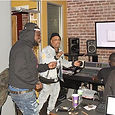 Studio Session With _bigmanufunkybishu W