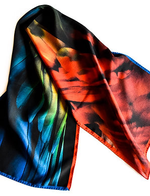 Polly Classic Silk Scarf