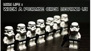 When A Promise Goes Beyond Us