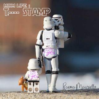 T---- Stamp