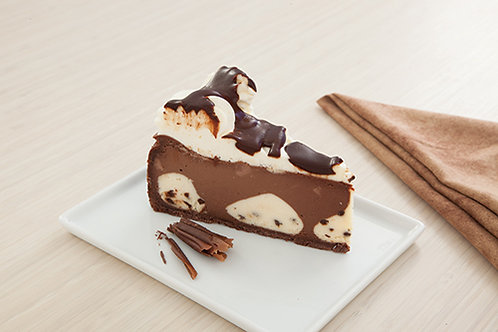 Brown Cow Cheesecake