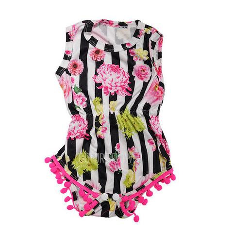 Floral Stripe *sold out