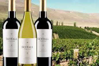 SkyFall Vineyard Reisling/Red Blend