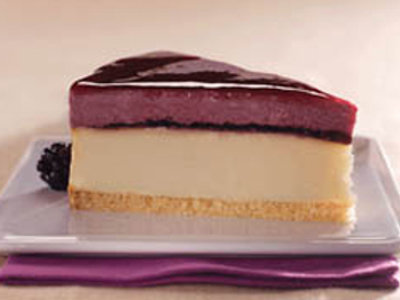 Blackberry Sour Cream
