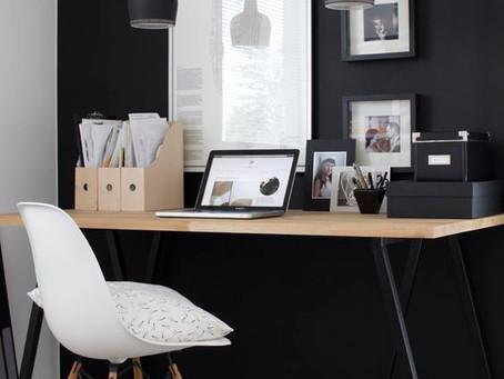 Ideias para seu Home office