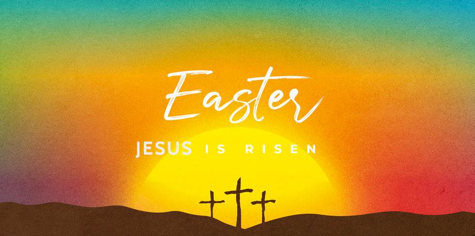 Easter+Sunday+He+Is+Risen+Sunrise+Crosse