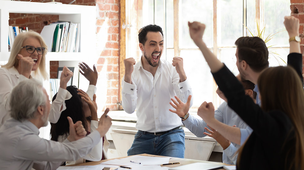 Executive Coaching: Shine at Work