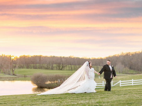 Rustic Chic Adaumont Farm Wedding in Trinity, North Carolina