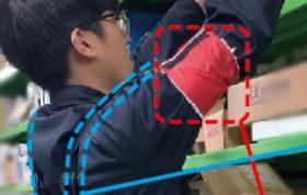 Development of smart garment for assisting farm work based on tendon drive and brake