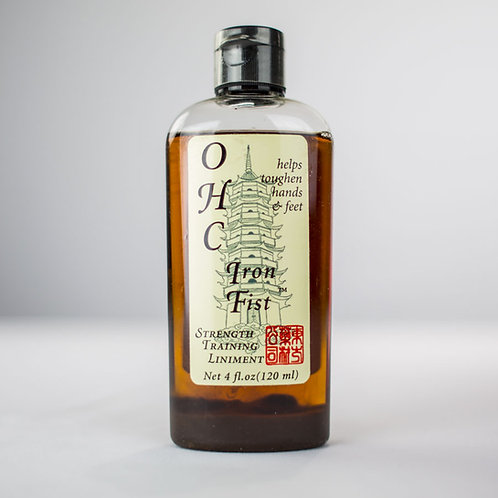 Iron Fist  4 oz - 6 Pack
