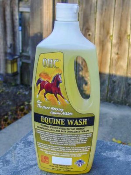 Equine Wash  32oz
