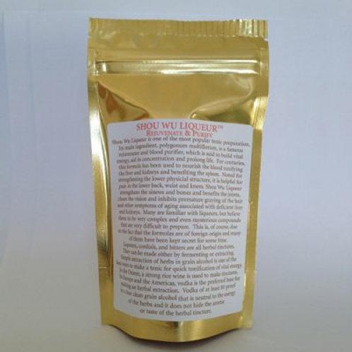 Shou Wu Herbal Liqueur
