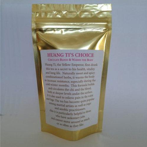 Huang Ti's Choice Herbal Tea