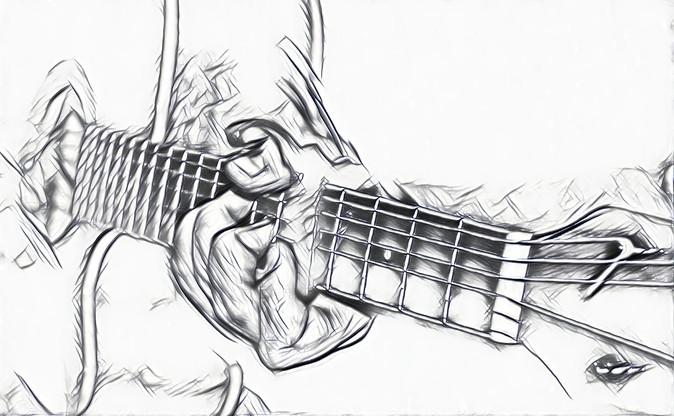 Nate Hands Sketch