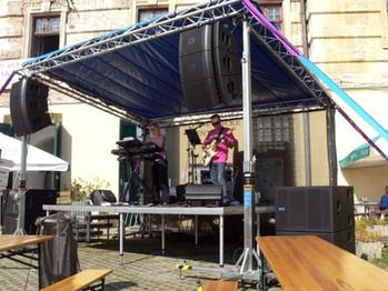 Burčák fest - malá stage
