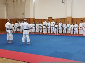 Pozvánka na jarní karate soustřední v Pršticích