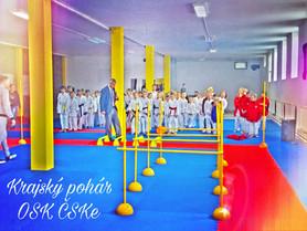Pohár talentů a krajský pohár OSK ČSKe v Olomouci