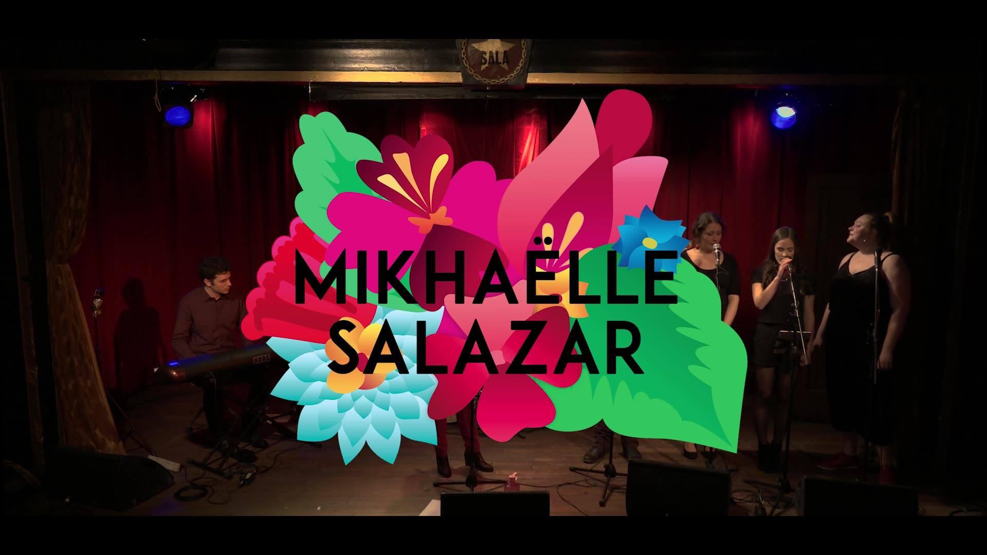 Clandestino - Mikhaëlle Salazar