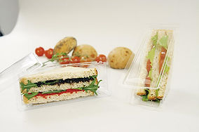boite sandwich triangle - Pack'in Bio