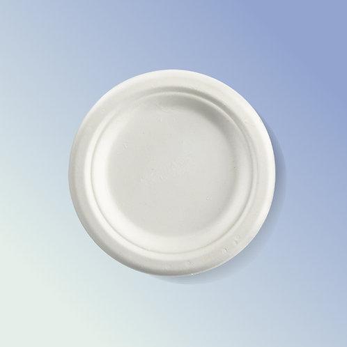 Assiettes biodégradables 18 cm