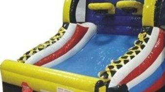 2 Hoop Basketball Inflatable Game