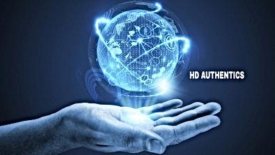 HD Authentics IPTV Logo