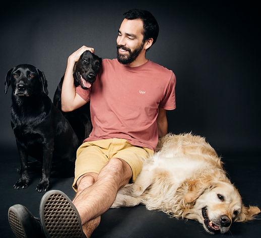 3 perros y yo