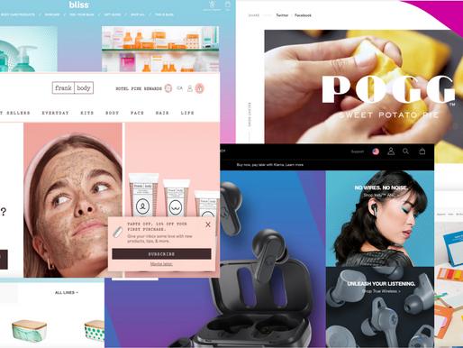 7 Responsive E-Commerce Websites